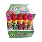 Multi Color Sugar Christmas Novelty Candy Fruit Flavor With Small Pepper Toy